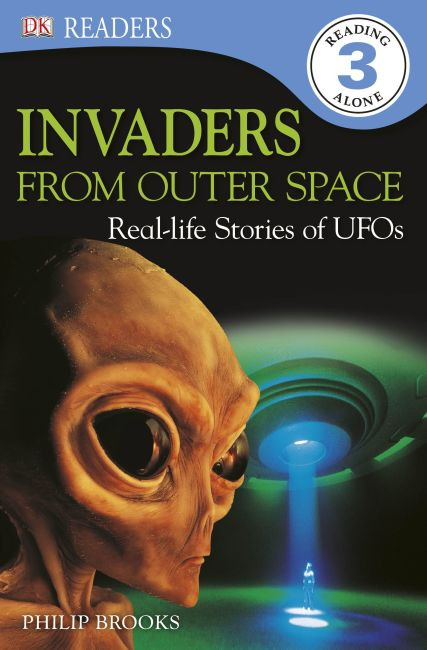 eBook cover of Invaders From Outer Space