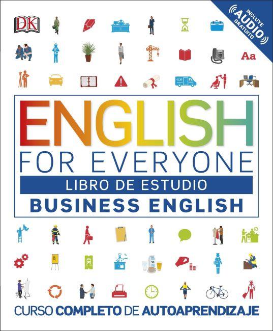 Flexibound cover of English for Everyone: Business English, Libro de estudio
