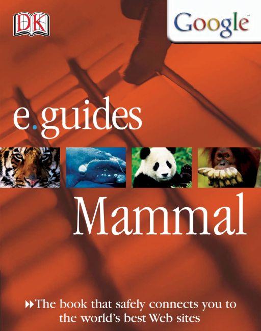 eBook cover of DK/Google E.guides: Mammal