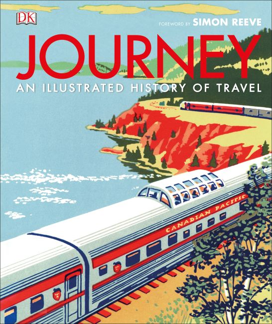 Hardback cover of Journey