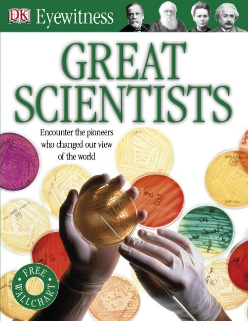 Paperback cover of Great Scientists