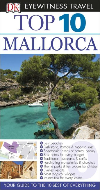eBook cover of Top 10 Mallorca