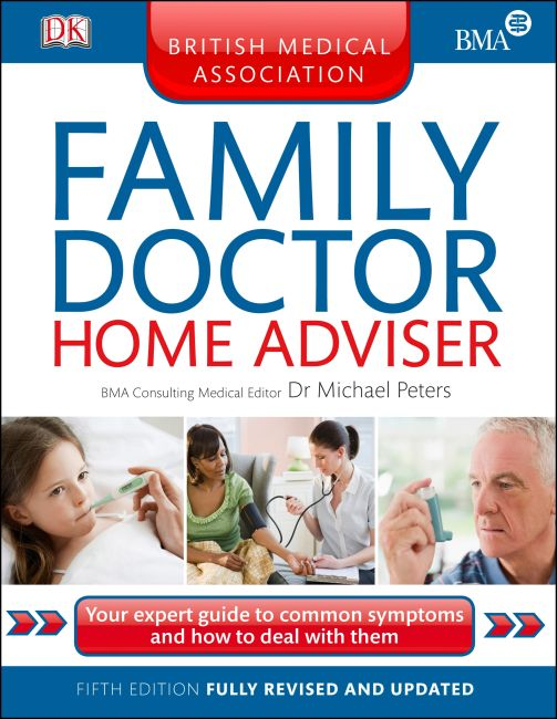 eBook cover of BMA Family Doctor Home Adviser