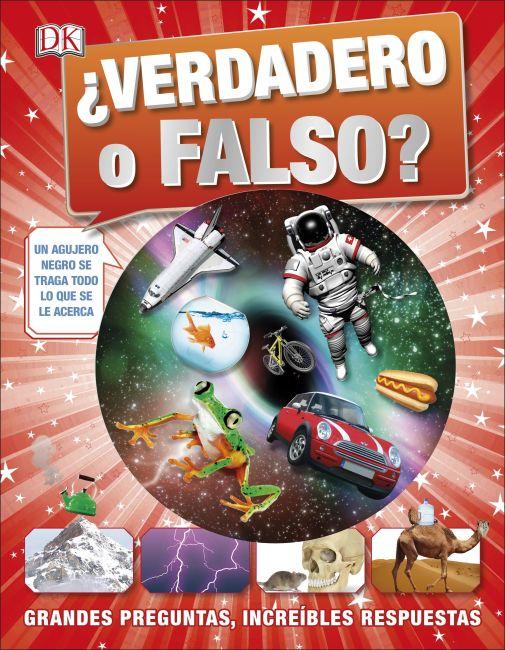 Hardback cover of ¿Verdadero o Falso?