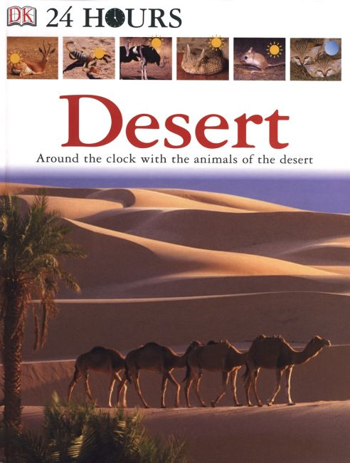 eBook cover of DK 24 Hours: Desert