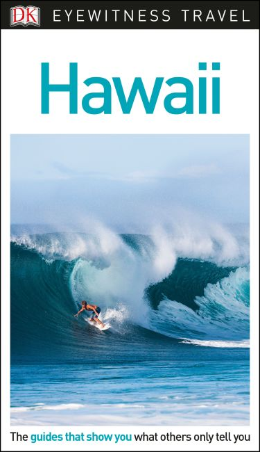 Flexibound cover of DK Eyewitness Travel Guide Hawaii