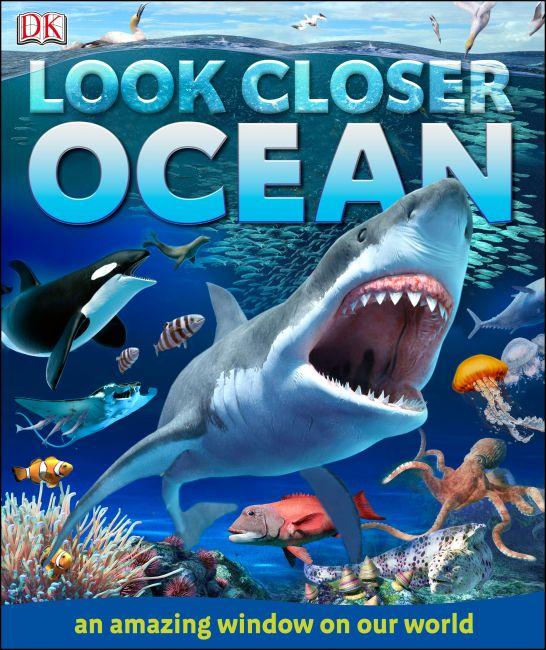 eBook cover of Look Closer Ocean