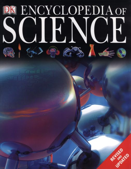 Paperback cover of Encyclopedia of Science