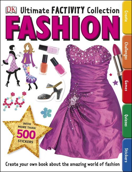 Paperback cover of Ultimate Factivity Collection: Fashion