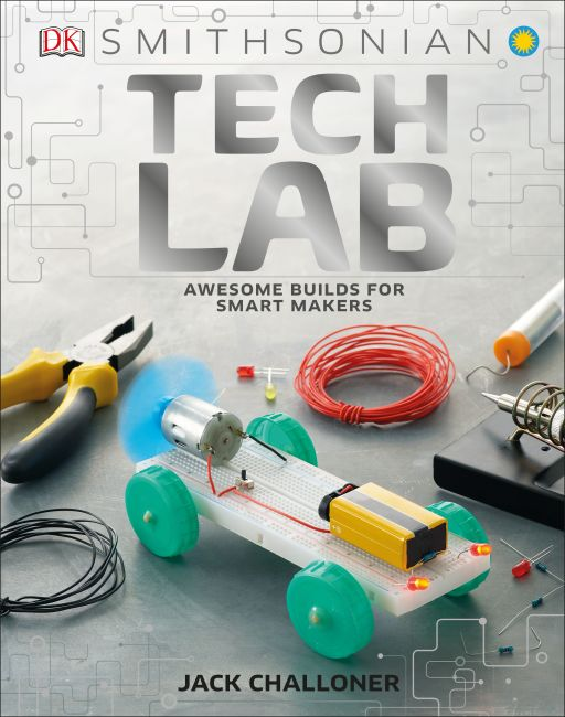 Hardback cover of Tech Lab