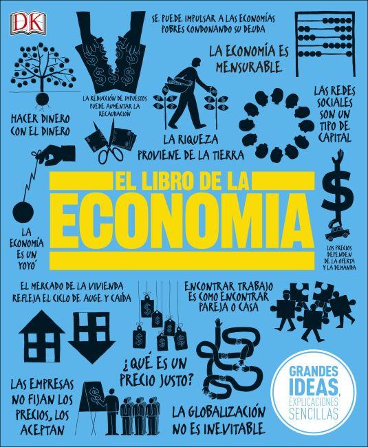 Hardback cover of El Libro de la Economía