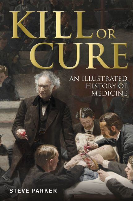 eBook cover of Kill or Cure
