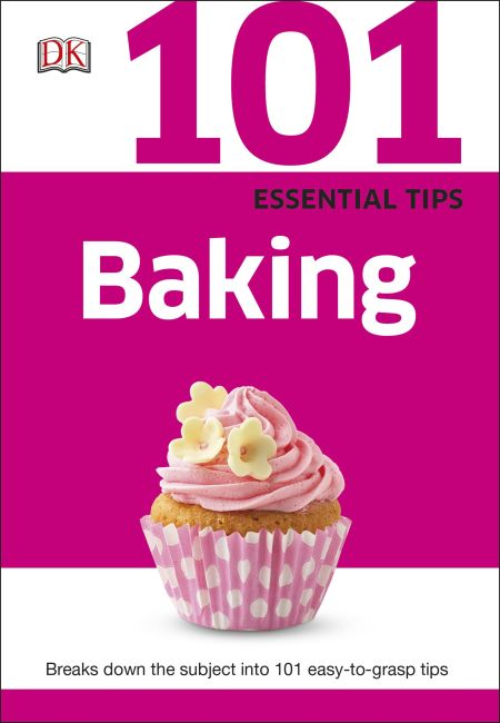eBook cover of 101 Essential Tips Baking