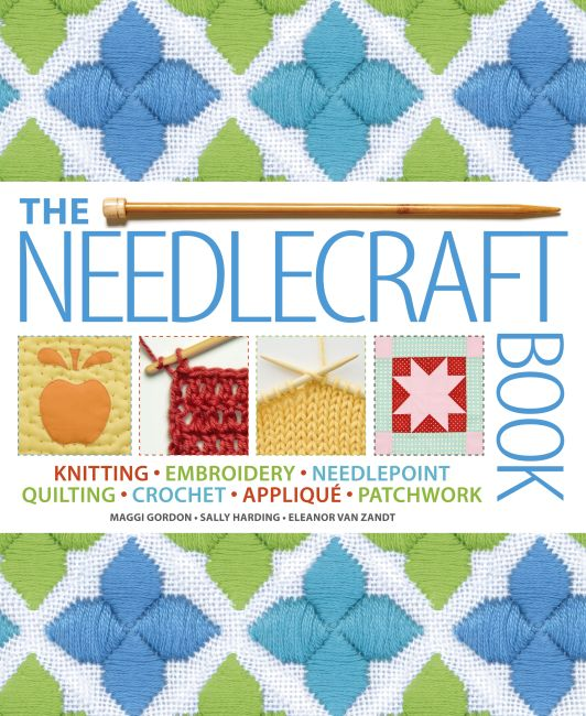 eBook cover of The Needlecraft Book