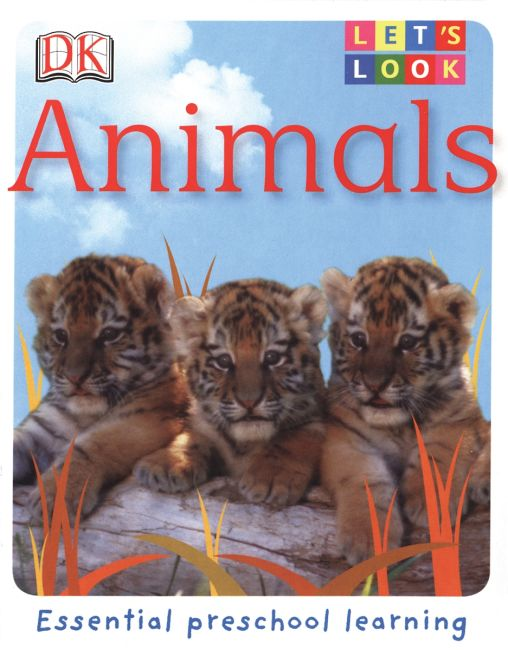 eBook cover of Let's Look: Animals