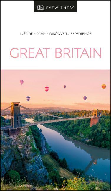 Paperback cover of DK Eyewitness Great Britain