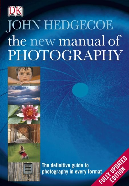 eBook cover of New Manual of Photography