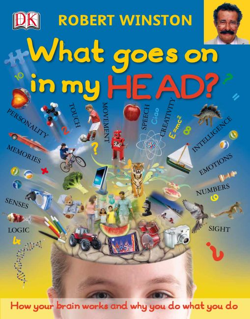 Paperback cover of What Goes On In My Head?