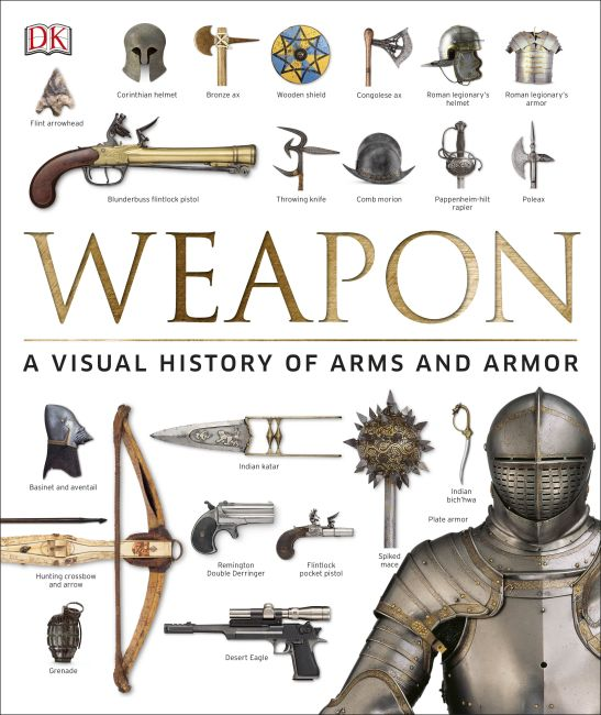 Hardback cover of Weapon