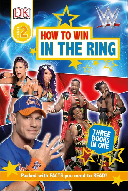 Hardback cover of WWE How To Win In The Ring
