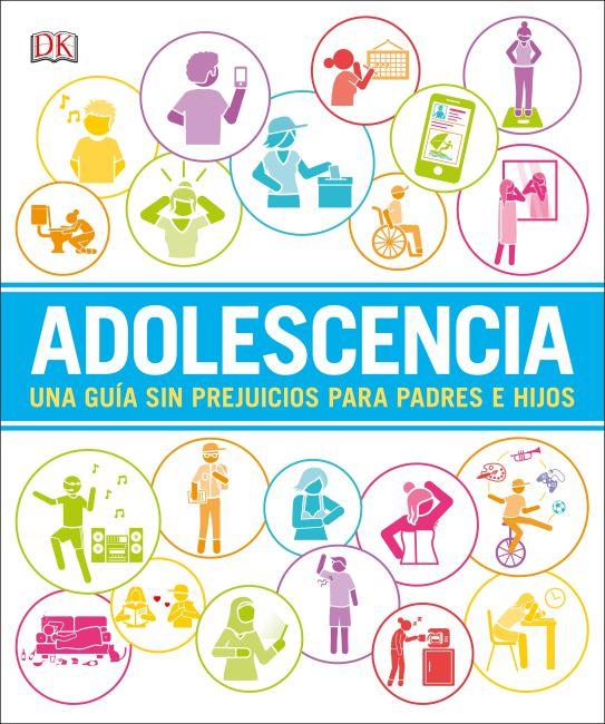 Flexibound cover of Adolescencia
