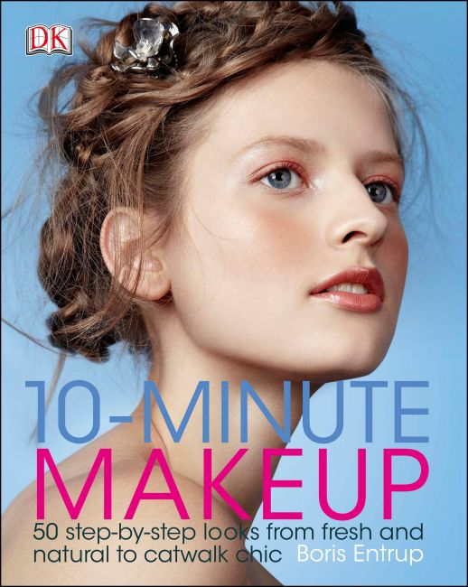 Hardback cover of 10-Minute Makeup