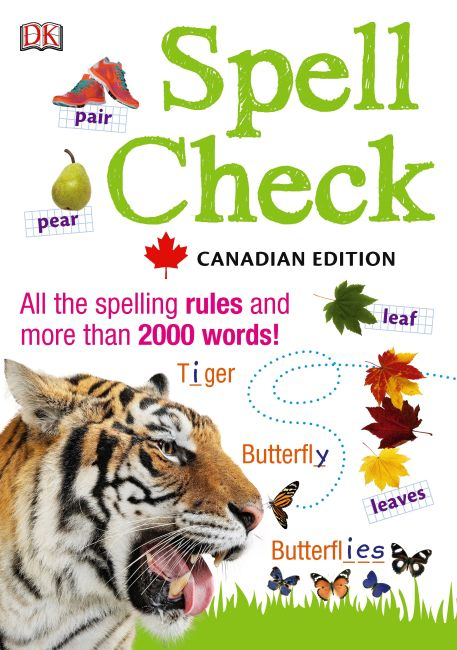 Paperback cover of Spell Check