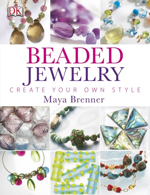 Paperback cover of Beaded Jewelry