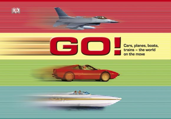 eBook cover of Go!
