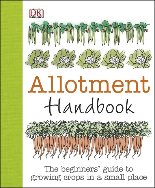 Hardback cover of Allotment Handbook