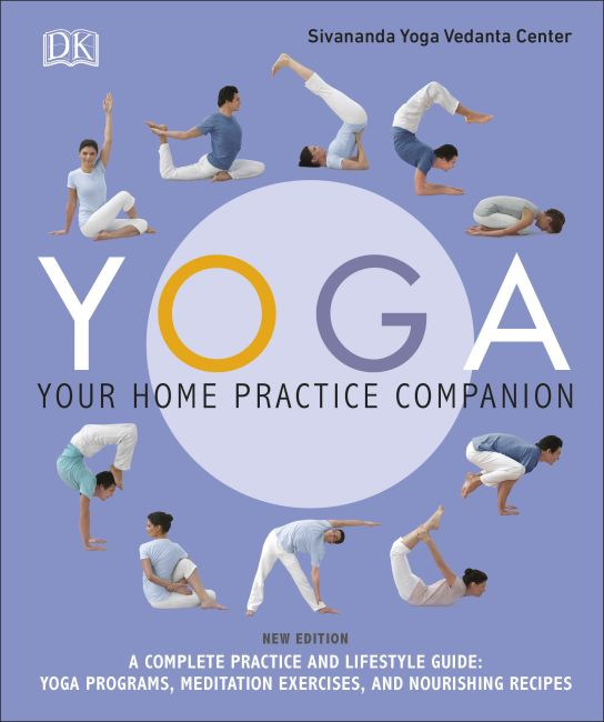 Paperback cover of Yoga: Your Home Practice Companion