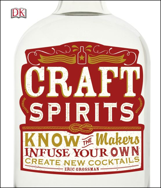 Hardback cover of Craft Spirits