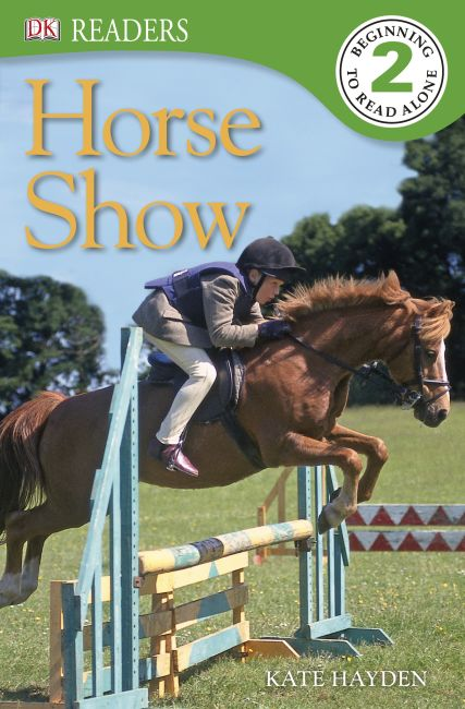 eBook cover of DK Readers: Horse Show