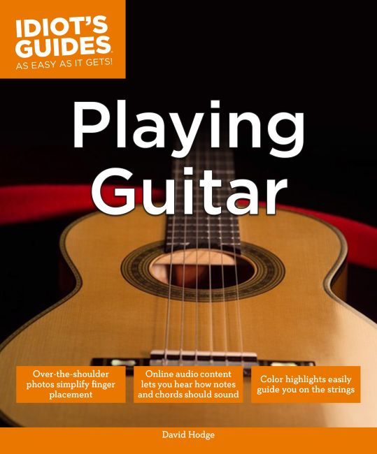 Paperback cover of Playing Guitar