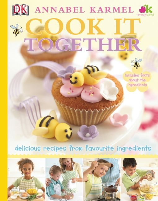 eBook cover of Cook It Together!