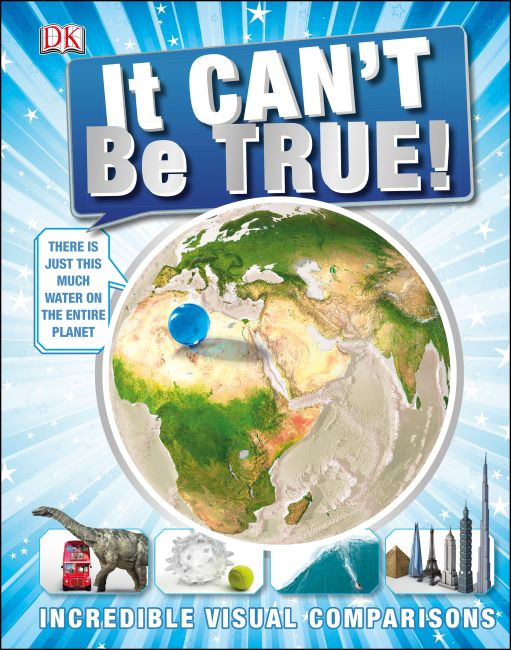 Hardback cover of It Can't be True!
