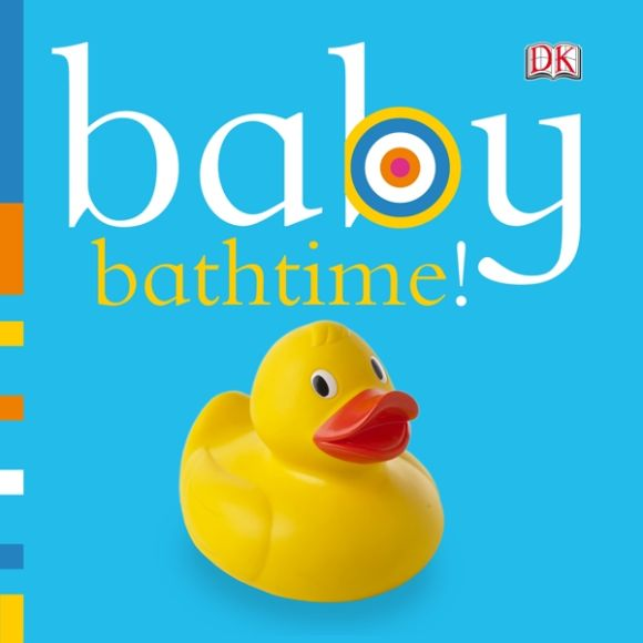 eBook cover of Baby: Bathtime!