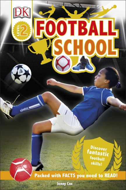 Hardback cover of Football School