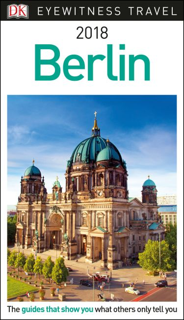 Flexibound cover of DK Eyewitness Travel Guide Berlin