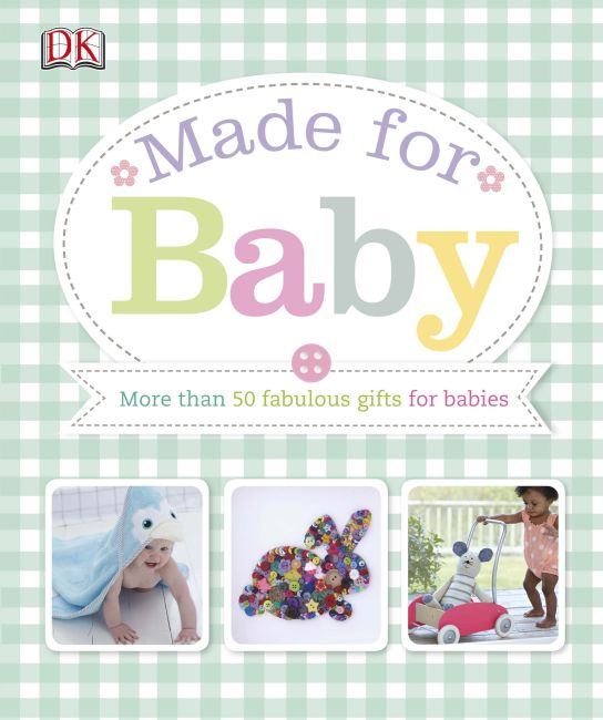 Paperback cover of Made for Baby