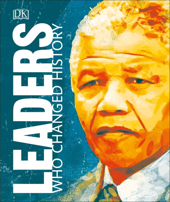 Hardback cover of Leaders Who Changed History