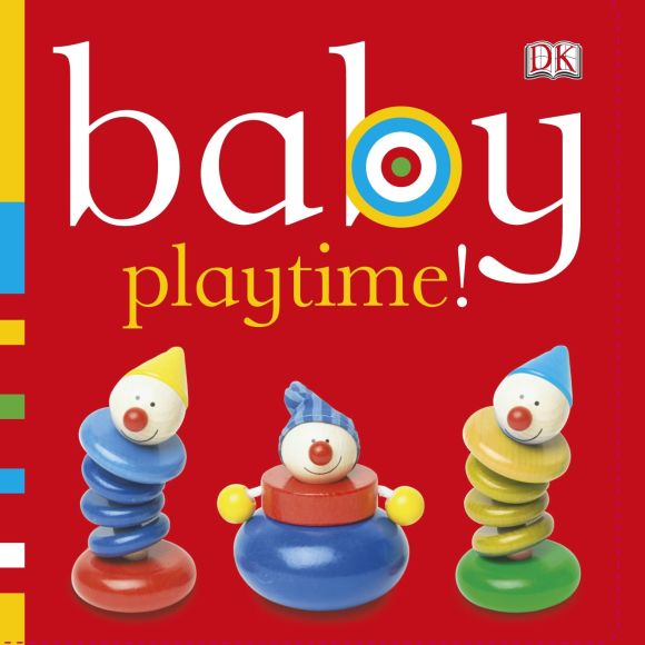 eBook cover of Baby Playtime!
