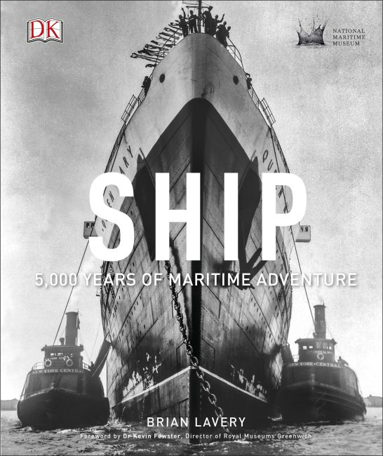 Hardback cover of Ship