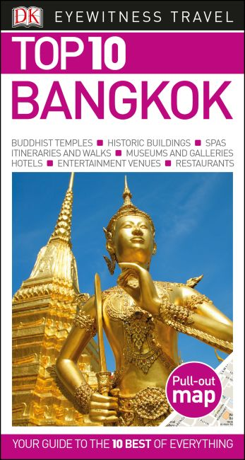 Paperback cover of Top 10 Bangkok