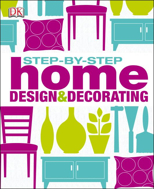 eBook cover of Step by Step Home Design & Decorating