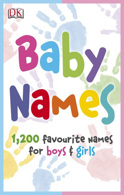 eBook cover of Baby Names