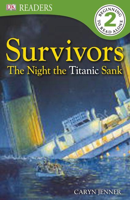 eBook cover of Survivors The Night the Titanic Sank