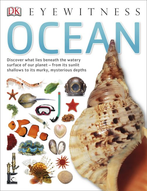 eBook cover of Ocean