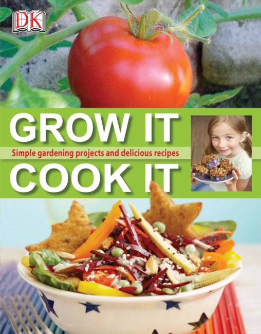 eBook cover of Grow It, Cook It