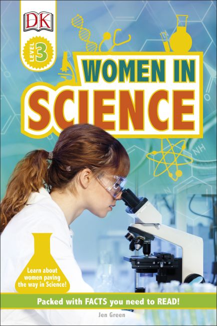 Hardback cover of Women In Science